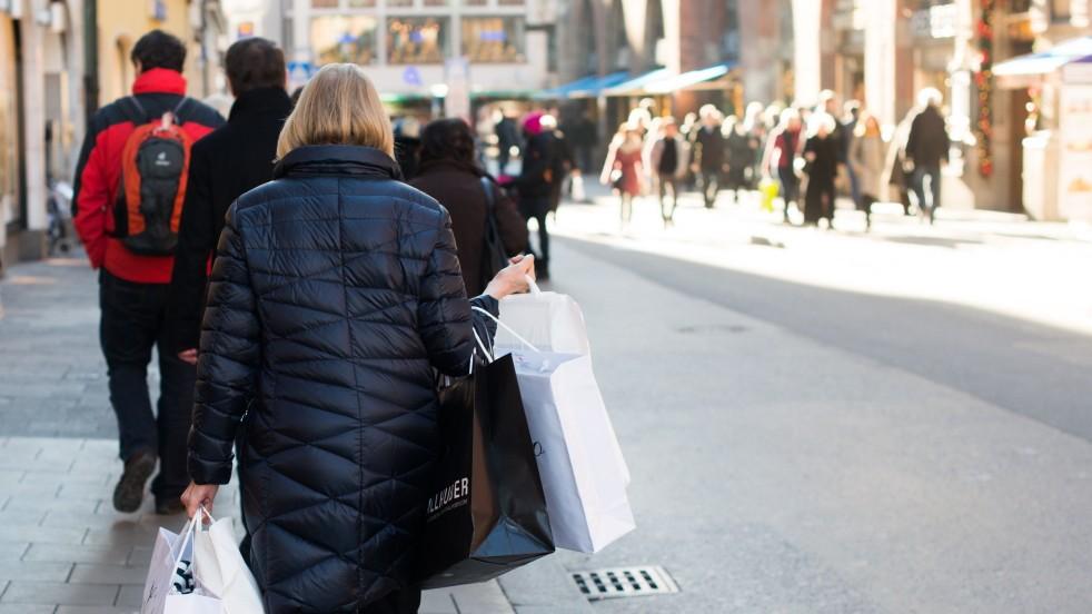 Einkaufen an Weihnachten in Münchner Läden - München - Süddeutsche.de