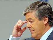 Ackermann, Huber, dpa, Deutsche Bank weist Kirchen-Kritik zurück