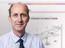 "Professor Martin Bonnet lehrt an der TH Köln Werkstoffkunde nach der Methode ""Flipped Classroom""."