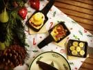Raclette-Pfännchen Filter