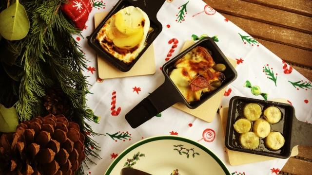 Menü Weihnachten.Raclette Menü Für Weihnachten Und Silvester Stil Süddeutsche De