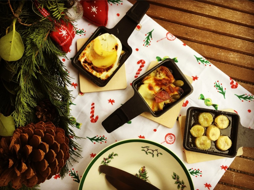 Bester Elektrogrill Natural : Raclette menü für weihnachten und silvester stil süddeutsche.de