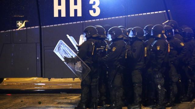 G20 Gipfel - Proteste