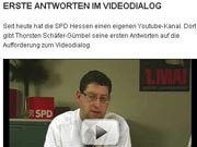 Schäfer-Gümbels Videoblog