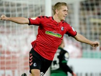 SC Freiburg - Nils Petersen