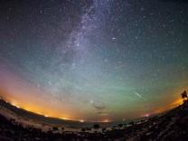 Sternschnuppen über Norddeutschland