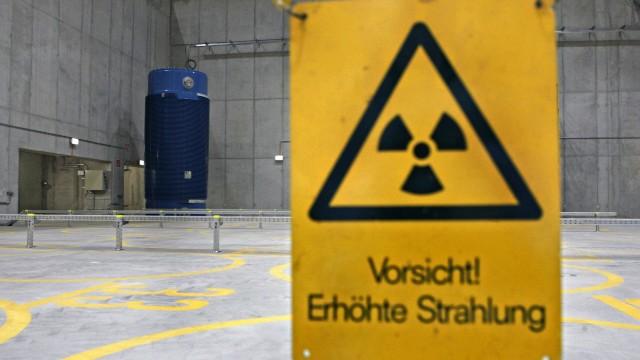 Zwischenlager am Kernkraftwerk Brunsbüttel