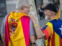 Vor der Wahl in Katalonien