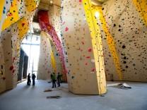 Neues DAV Kletterzentrum in Freimann, 2015