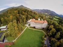 Luftbild St.-Ursula-Gymnasium