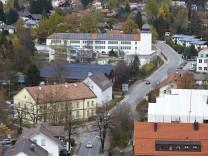 Blick vom Kirchturm der Mühlfeldkirche