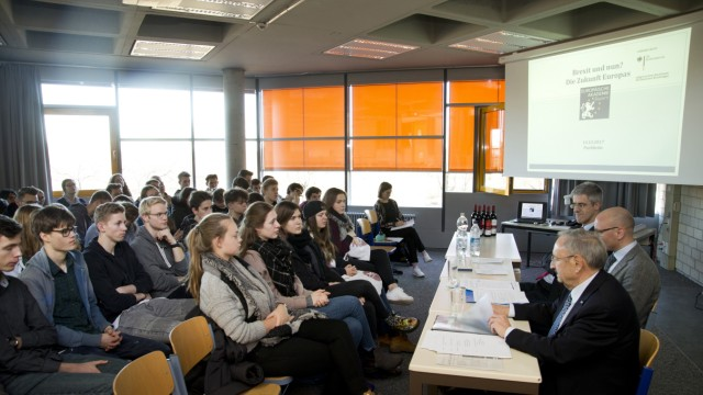 Puchheim: GYMNASIUM - Workshop BREXIT