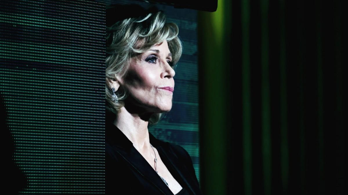 Jane Fonda wird 80: Die amerikanische Freiheitsstatue - Kultur ...