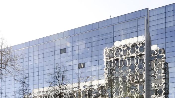 """Bürohaus """"Nymphe"""" in München, 2017"""