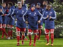 20 12 2017 Fussball DFB Pokal 2017 Achtelfinale FC Bayern München Borussia Dortmund in der All