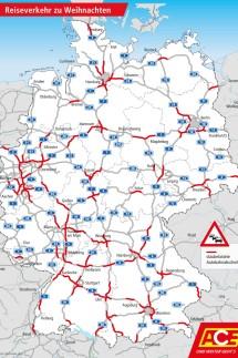 Deutschland und Umgebung