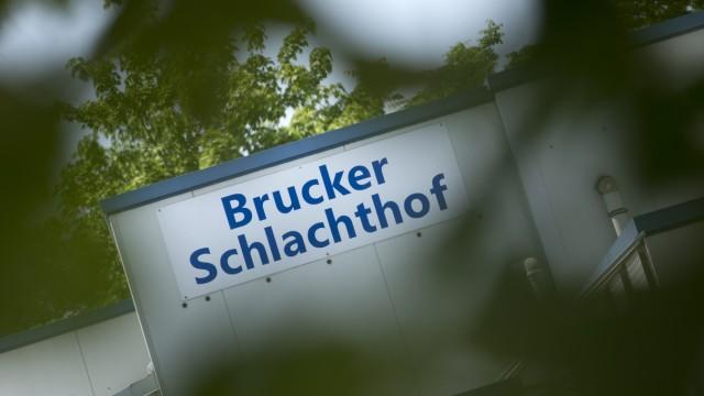 Bruck: Aussenansicht Schlachthof