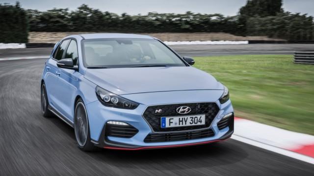 Autotest Hyundai i30 N im Fahrbericht