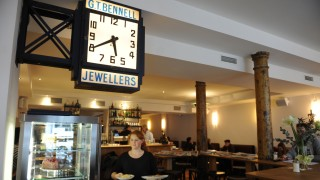 Cafés in München Café Buck
