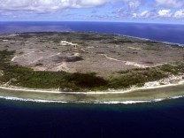 Südpazifik-Republik Nauru vor dem Kollaps
