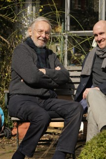 Karlheinz Geissler und Jonas Geißler, 2017