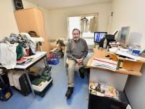 Gilching, Adventskalender SZ, Caritas Obdachlosenunterkunft
