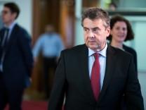 Außenminister Gabriel zur Freilassung von Mesale Tolu