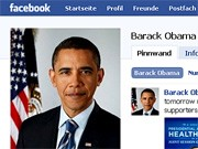 Facebook, Barack Obama