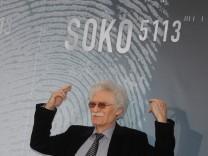 "ZDF-Serie SOKO 5113"" feiert 500. Folge in München: Dieter Schenk, 2013"