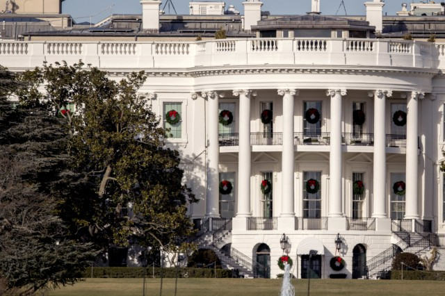 Weißes Haus Melania Trump lässt 180 Jahre alte Magnolie zurückschneiden