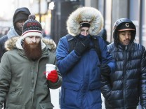 Bitterly Cold Weather Settles Across Midwest Over Holidays