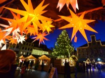 Weihnachtszeit in Weimar