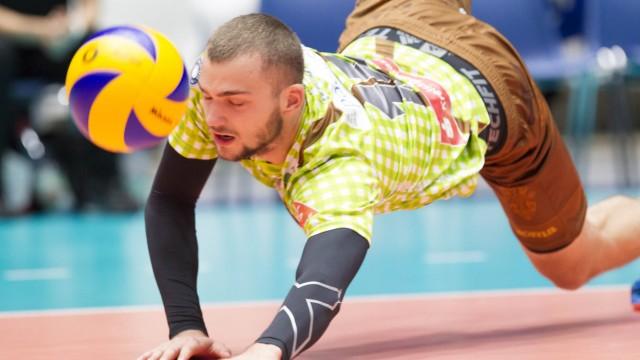 Deutschland Frankfurt 04 11 2017 Volleyball Hessen 1 Bundesliga Herren Saison 2017 2018