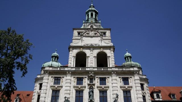 Bayerisches Nationalmuseum in München, 2013
