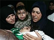 Trauernde im Gaza-Streifen; Getty