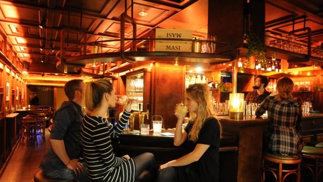 """Bars in München """"Wallace Bar"""""""