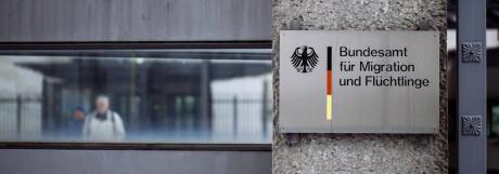 Bundesamt für Migration und Flüchtlinge auf dem Gelände der ehemaligen Südkaserne Nürnberg 04 01 2