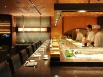 """Matsuhisa Restaurant im Hotel """"Mandarin Oriental"""" München, 2016"""