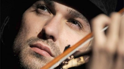 Musikstar David Garrett