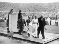 Finland Helsinki 1952 Summer Olympics Incident