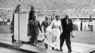 Finland Helsinki 1952 Summer Olympics Incident