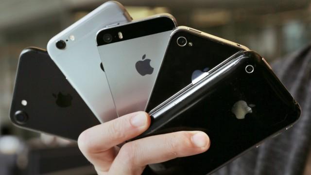 iPhone von Apple