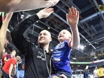 27 12 2017 Handball 1 Bundesliga DKB HBL Saison 2017 2018 19 Spieltag HC Erlangen Metropo