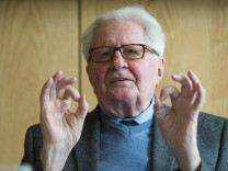 München Interview mit Hans Jochen Vogel im Augustinum DJS 06 03 16