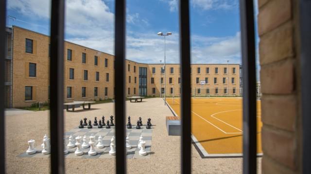 Deutschlands modernstes   Jugendgefängnis in Arnstadt
