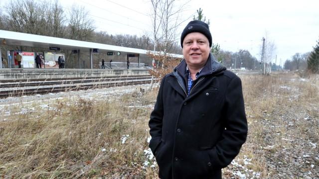 Planegg: BHF U-Bahn Pionier: Christian Finkensieper