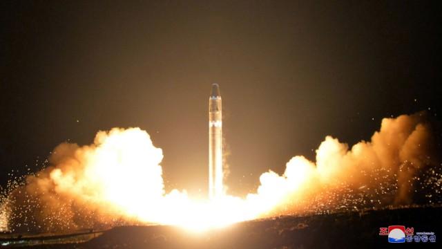 Kim Jong Un Atomwaffen