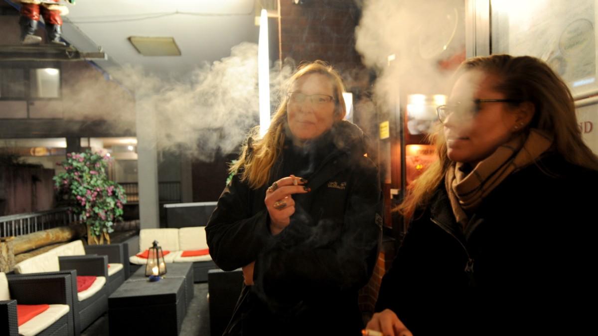 Zehn Jahre Rauchverbot Kein Nachteil Für Wirte München