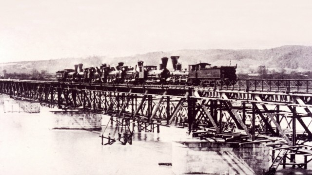 Bahn Eisenbahn