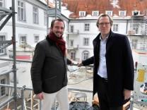 Dießen: Artemed Umbau Klosterrehaklinik